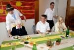 Goefis Sunnahof Gastgewerbeschule Lochau Sinnesparcours Julia