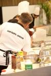 Eroeffnung 63 Dornbirner Messe LH  Sausgruber. Festrednerin Sarah Wiener. BM Johanna Mikl-Leitner, Kochwerkstatt Mehrwert Koch-Show